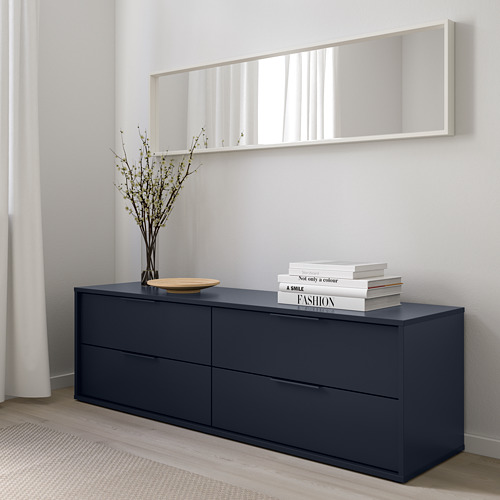 NORDMELA chest of 4 drawers