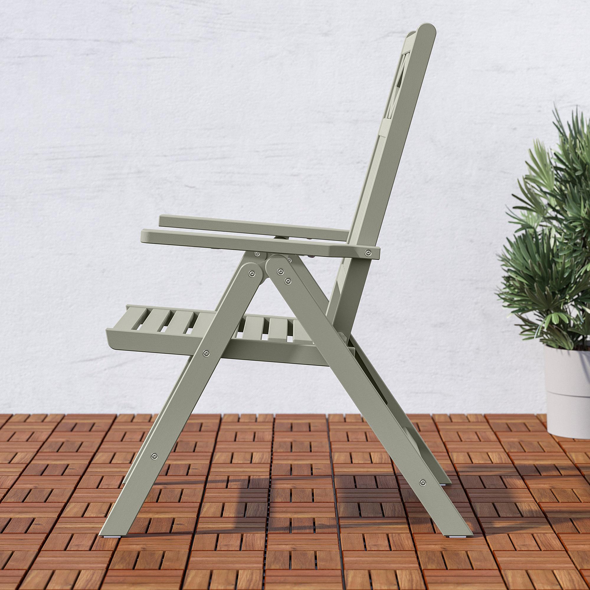 BONDHOLMEN reclining chair, outdoor