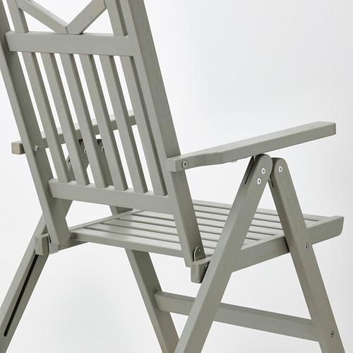 BONDHOLMEN садовое кресло/регулируемая спинка