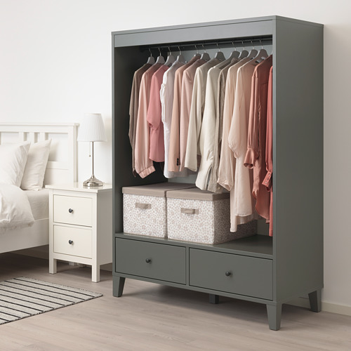 BRYGGJA open wardrobe