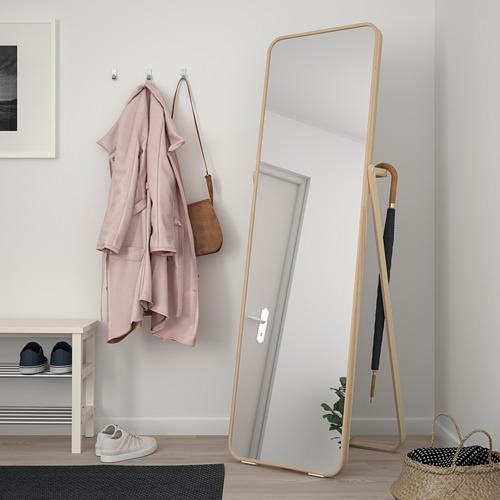IKORNNES standing mirror