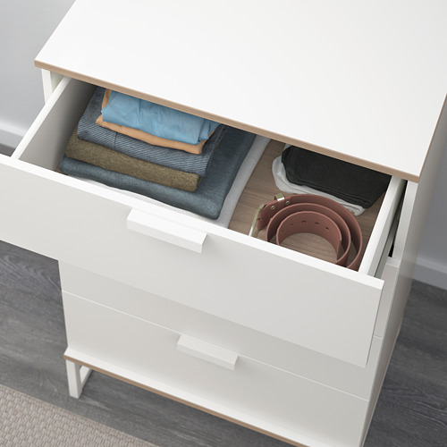TRYSIL chest of 4 drawers