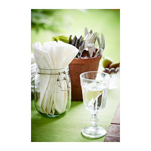 POKAL wine glass