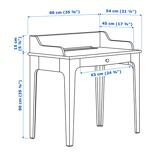 LOMMARP desk