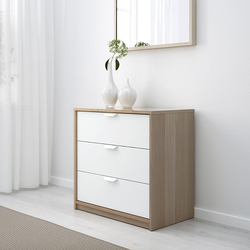 ASKVOLL chest of 3 drawers