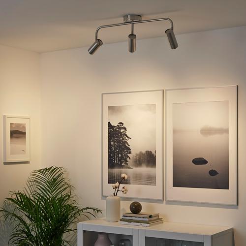 VIRRMO lubinis 3 lempų šviestuvas