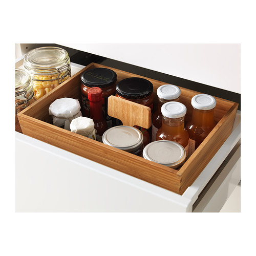 VARIERA box with handle
