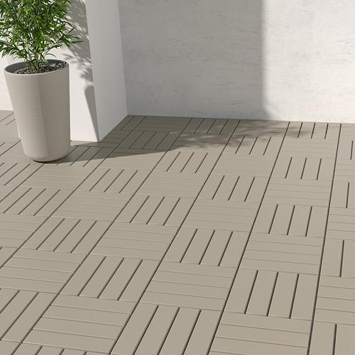 RUNNEN floor decking, outdoor