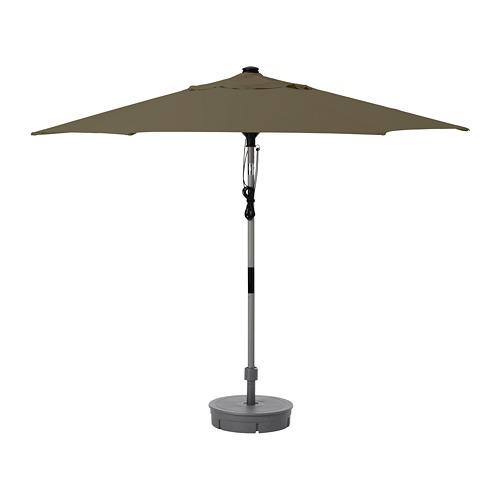 BETSÖ/LINDÖJA skėtis su pagrindu