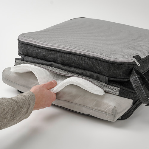 JÄRPÖN/DUVHOLMEN подушка на садовую мебель