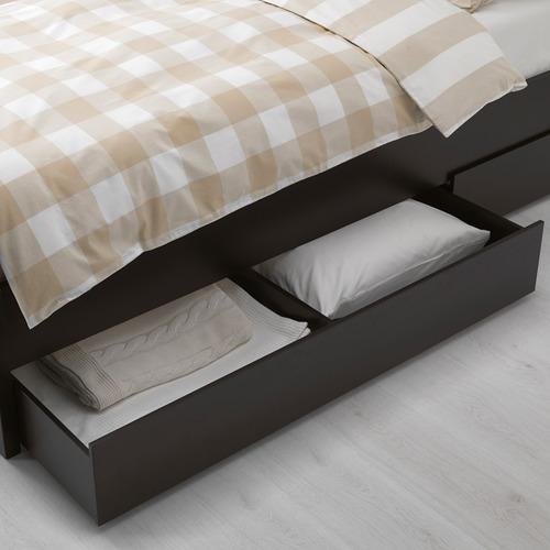 HEMNES bed storage box, set of 2
