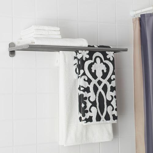 BROGRUND rankšluosčių kabykla-lentyna