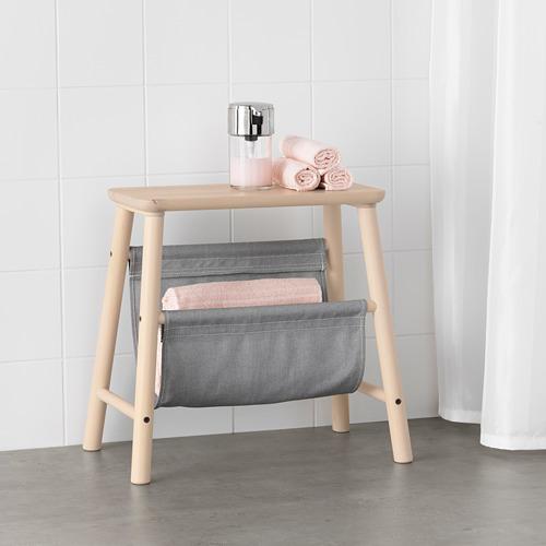 VILTO storage stool
