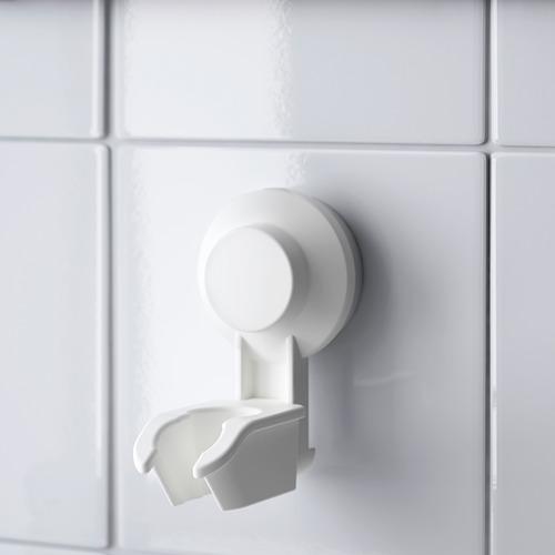 TISKEN rankinio dušo laikiklis su siurbt.