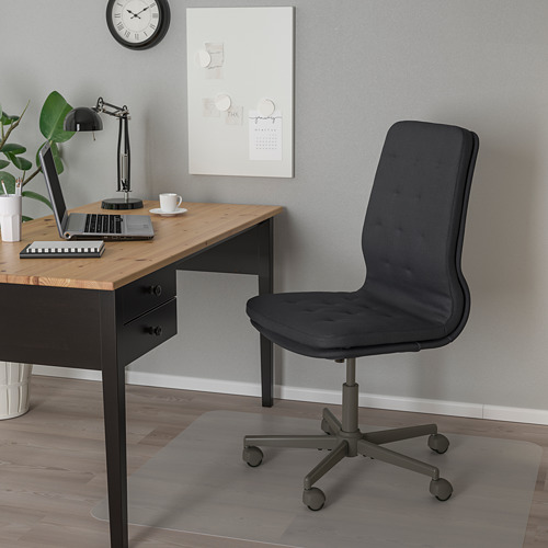 MULLFJÄLLET conference chair with castors