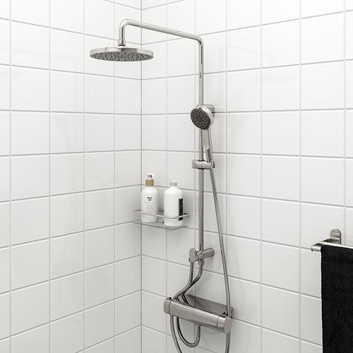 BROGRUND dušo galva/ran. dušas su diverteriu