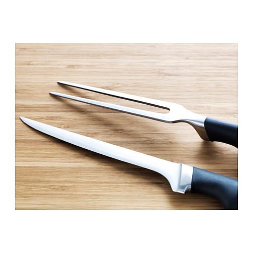 VÖRDA carving fork and carving knife