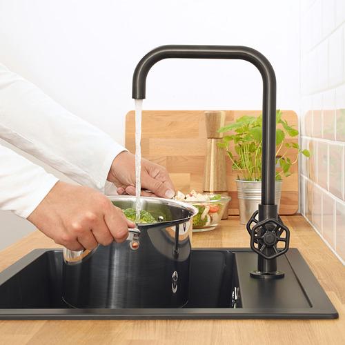 GAMLESJÖN vir. vandens maišytuvas su 2 rank.