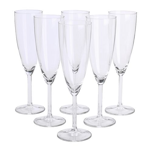 SVALKA šampanieša glāze