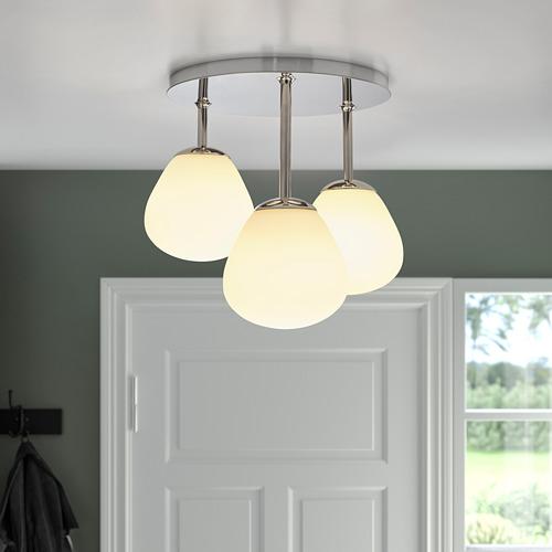 DEJSA lubinis šviestuvas su 3 lemputėmis