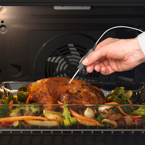 KULINARISK forced air oven w steam function