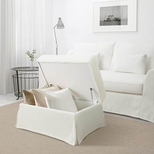 FÄRLÖV kojų kėdutė-dėžė