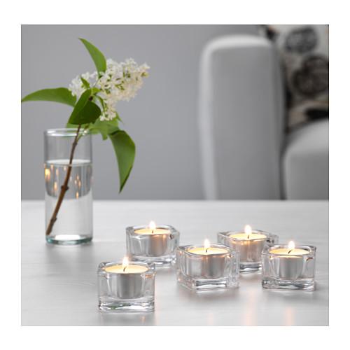 GLASIG подсвечник для греющей свечи