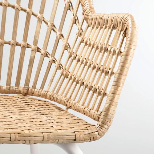 NILSOVE kėdė su porankiais