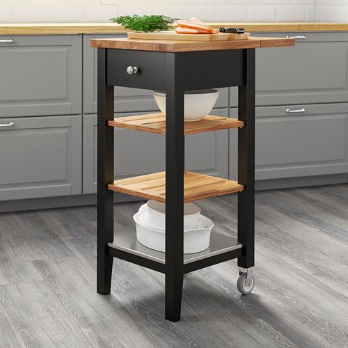 STENSTORP virtuvinis staliukas su ratukais