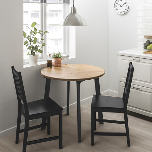 STEFAN/GAMLARED стол и 2 стула