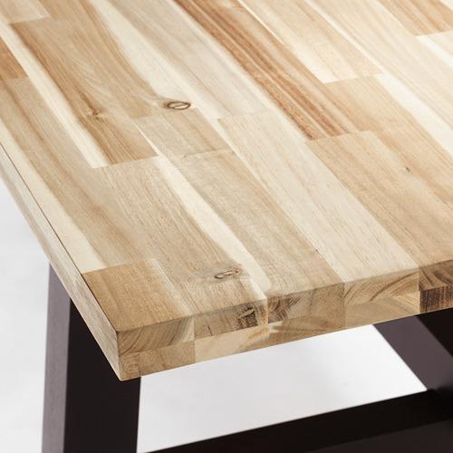 NORRARYD/SKOGSTA stalas ir 6 kėdės