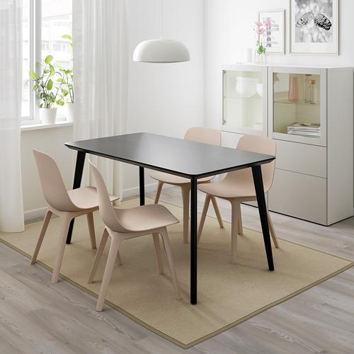 ODGER/LISABO stalas ir 4 kėdės