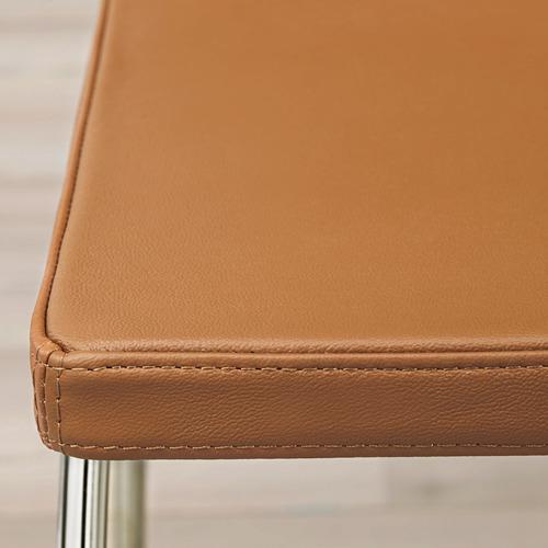 BERNHARD/MÖRBYLÅNGA stalas ir 4 kėdės