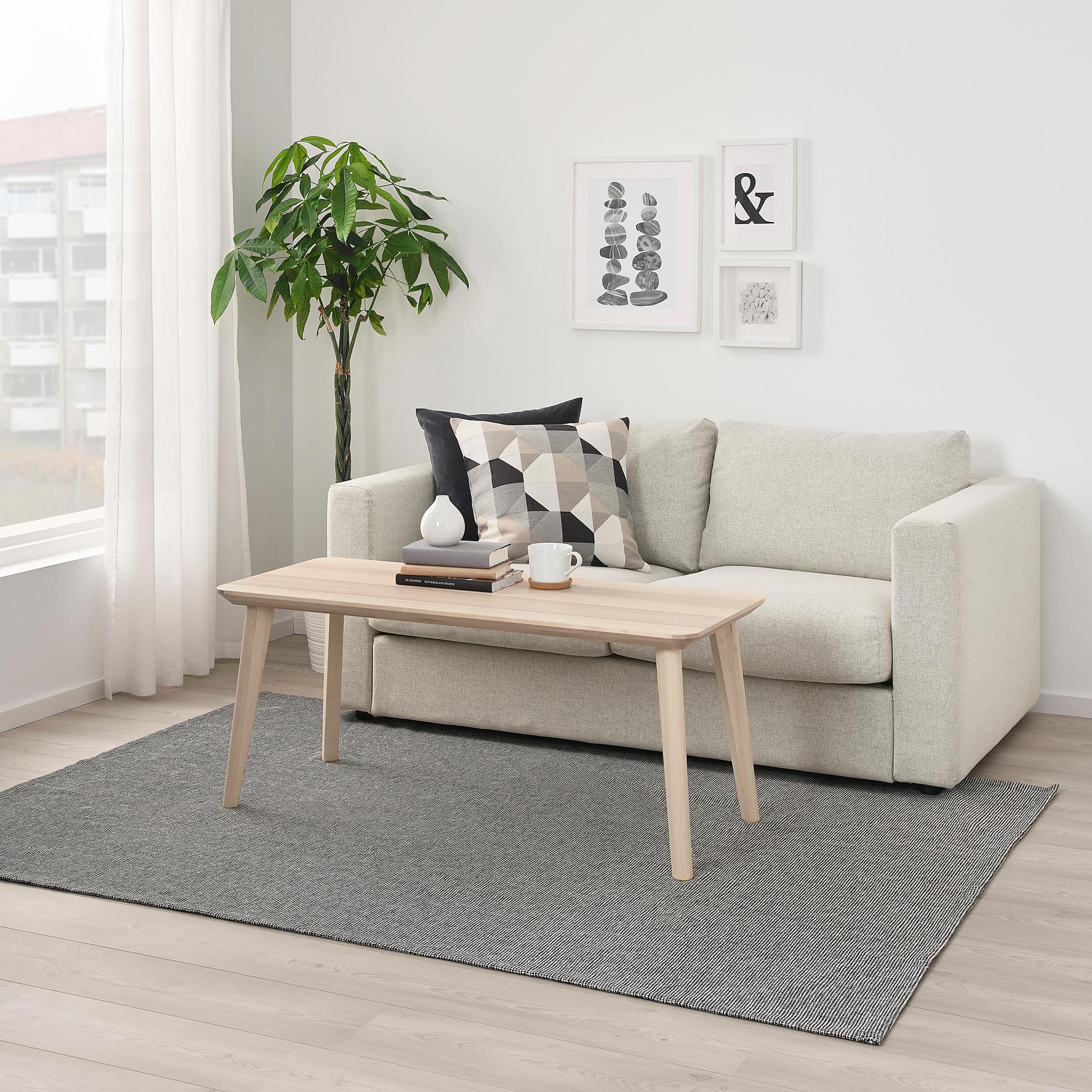 TIPHEDE rug, flatwoven