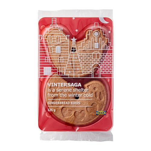 VINTERSAGA imbieriniai sausainiai