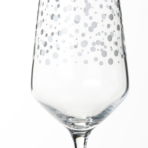 INBJUDEN champagne glass