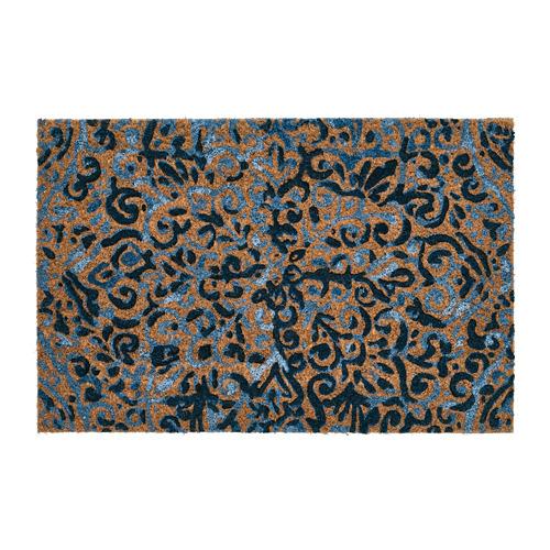 ÄNGSKLOCKA door mat, indoor