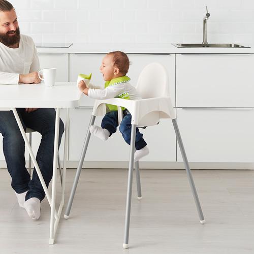 ANTILOP vaik. aukšta kėd. su saugos diržu