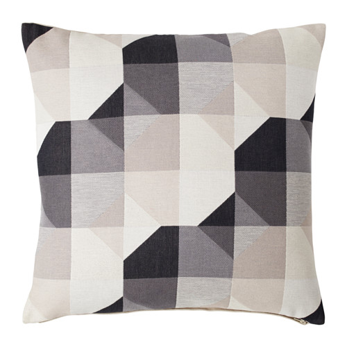 SVARTHÖ cushion cover