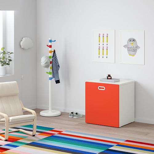 FRITIDS/STUVA модуль для игрушек, на колесиках