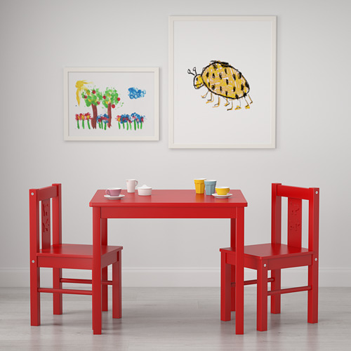 KRITTER children's table