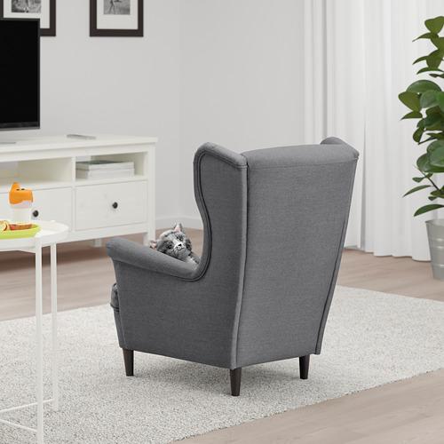 STRANDMON children's armchair