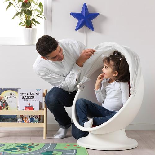 IKEA PS LÖMSK sukamasis krėslas