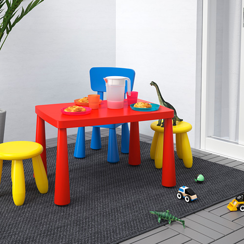 MAMMUT children's table