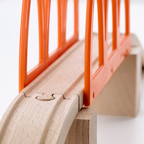 LILLABO traukinių tiltas, 5 dalių rinkinys