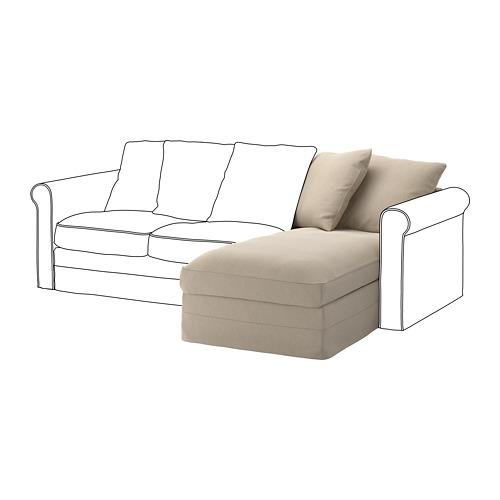 GRÖNLID gulimojo fotelio užvalkalas