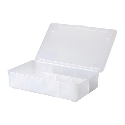GLIS dėžutė su dangčiu