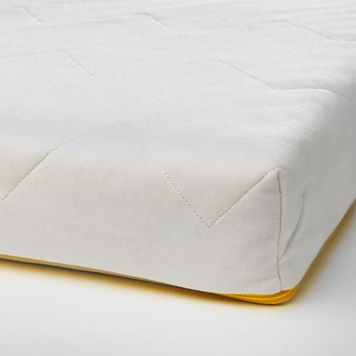 UNDERLIG putų poliur. čiužinys jaun. lovai