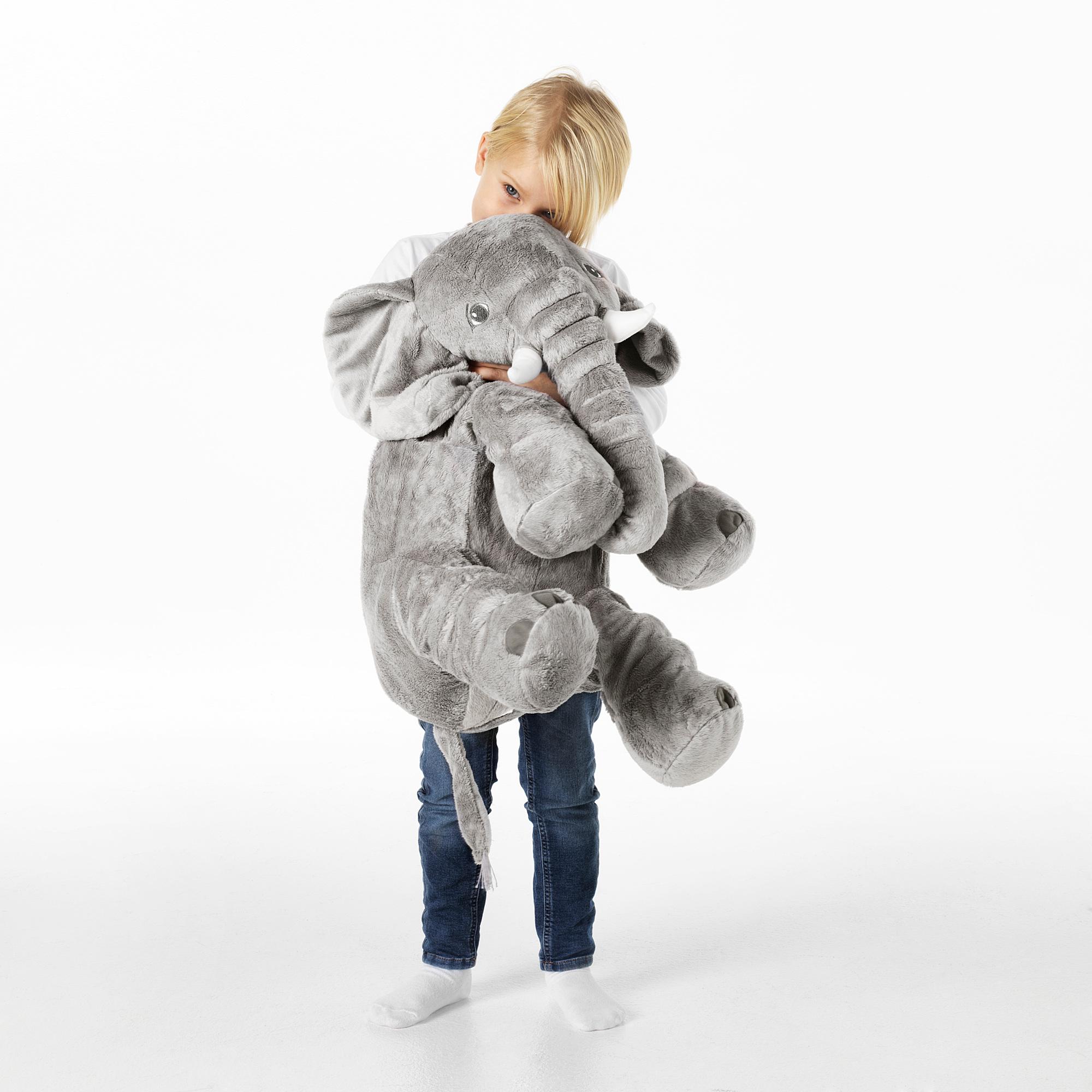 JÄTTESTOR soft toy