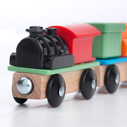 LILLABO traukinys, 3 dalys